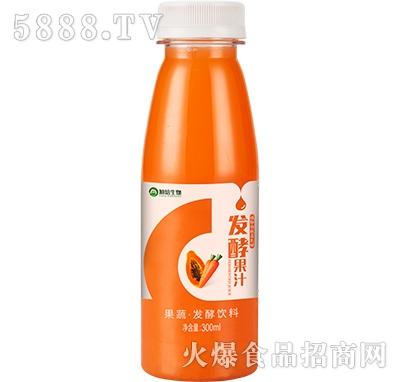 旭培发酵果汁300ml
