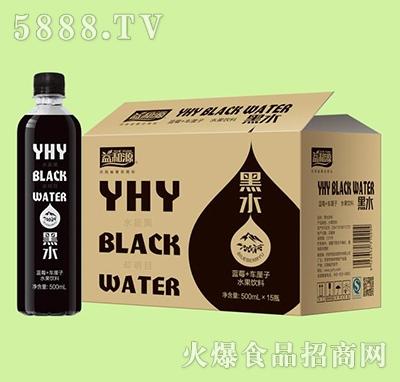 500ml黑水饮料
