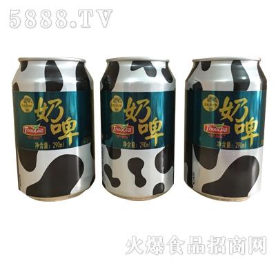 千屿奶啤乳酸菌饮料290ml