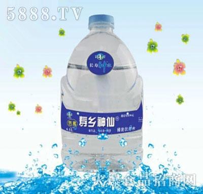 寿乡神仙桶装饮用水