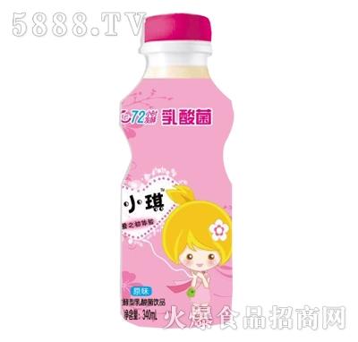 小琪乳酸菌饮料340ml
