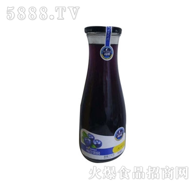 唯e果园蓝莓汁饮料小瓶