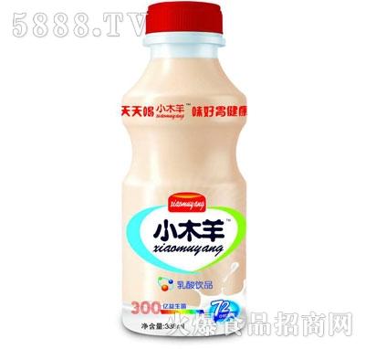 小木羊乳酸菌338ml