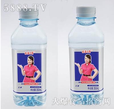 鑫益品堂无糖苏打水350ml