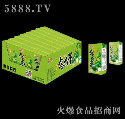250mlx24盒养延秘制冬瓜茶果蔬味饮料