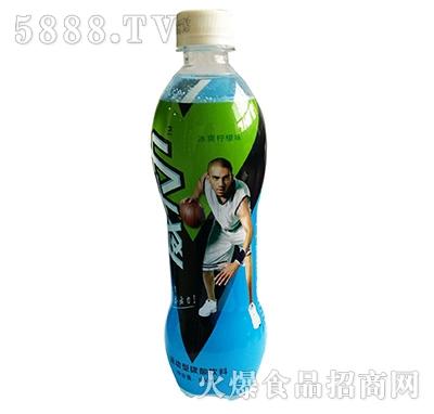 威卡力运动型碳酸饮料冰爽柠檬味500mlx24瓶