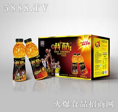 哦酷能量维生素饮料618mlx15瓶箱装产品图