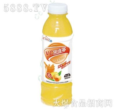 伊思源VC果维多芒果味果汁饮料500ml