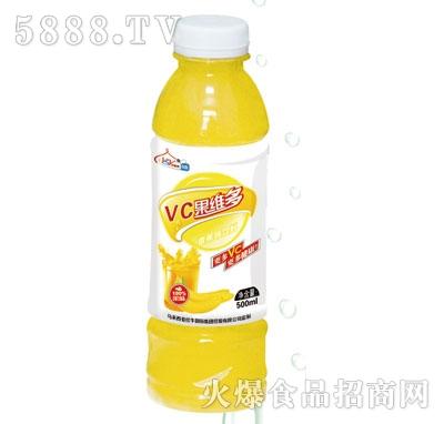 伊思源VC果维多香蕉味果汁饮料500ml