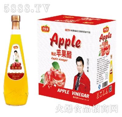 伊思源苹果醋饮料828mlx6瓶产品图