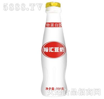 裕汇豆奶330克