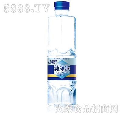八里河纯净水510ml瓶装