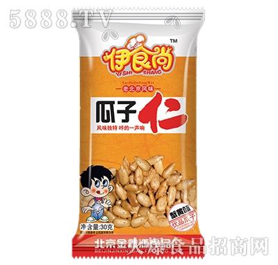 伊时尚30克瓜子仁蟹黄味