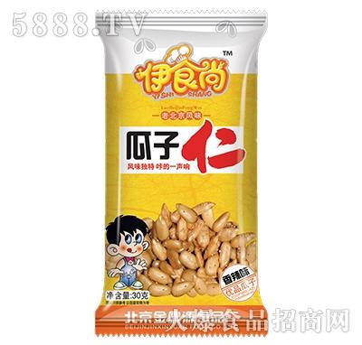 伊时尚30克瓜子仁香辣味