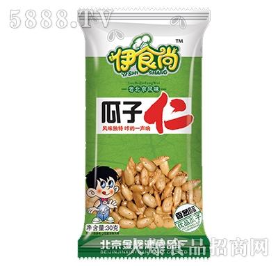 伊时尚30克瓜子仁香葱味