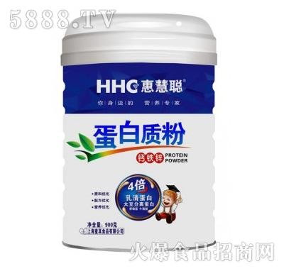 惠慧聪蛋白质粉钙铁锌产品图