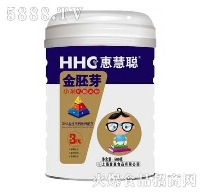 惠慧聪桶装米粉钙铁锌产品图