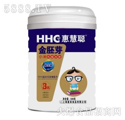 惠慧聪桶装米粉益生元多维产品图