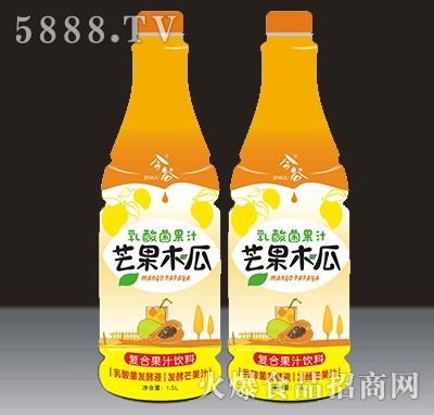 今谷乳酸菌果汁芒果木瓜