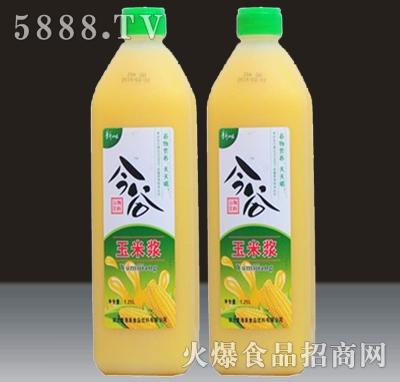 1.25L今谷玉米浆