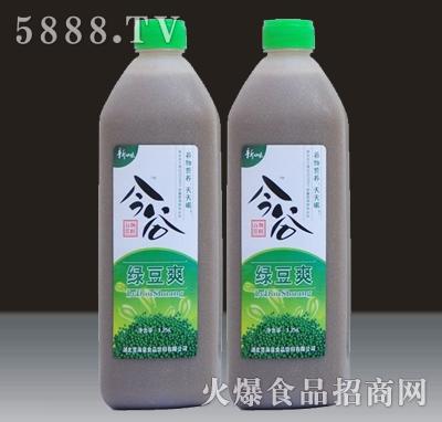 1.25L今谷绿豆爽谷物饮料
