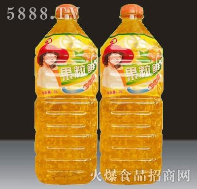 2L贵海泉果粒橙