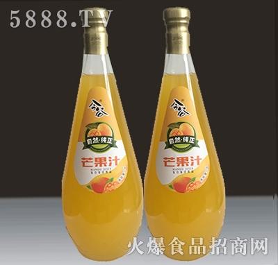 今谷芒果汁