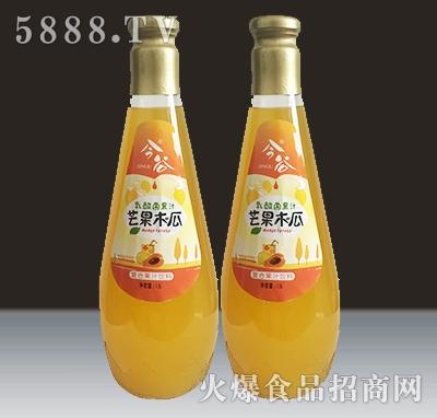 今谷乳酸菌果汁芒果木瓜1.5L