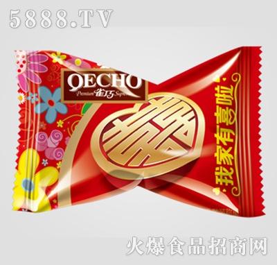 金喜鹊粟米巧克力(红色)