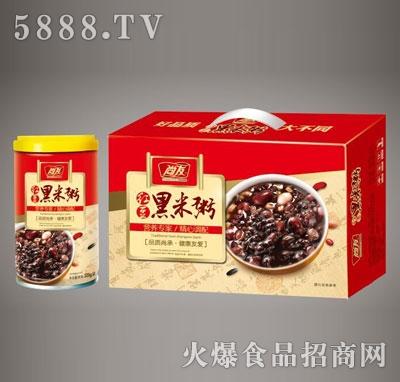 尚友红豆黑米粥320g