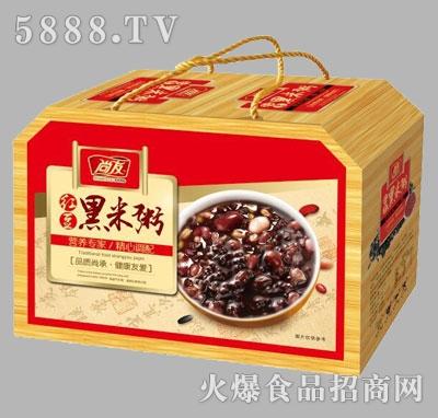 尚友红豆黑米粥