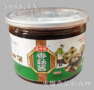 盛德福香菇酱香辣味