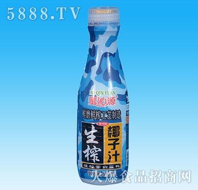 蜜沁源生榨椰子汁500ml