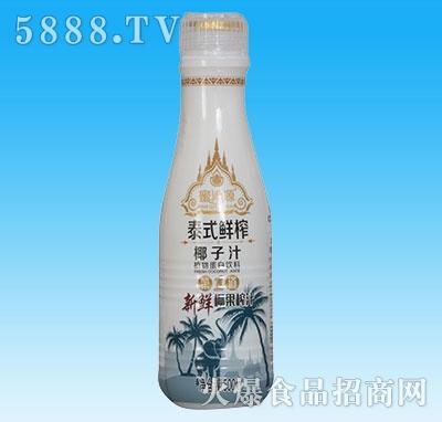 蜜沁源泰式鲜榨椰子汁500ml