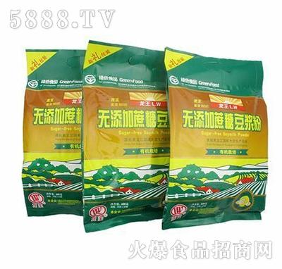 龙王无糖豆浆粉
