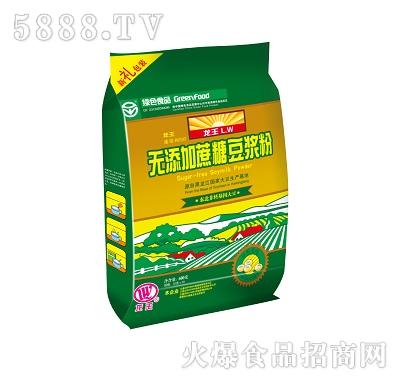 龙王无糖豆浆粉30gx20袋