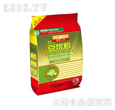 龙王豆浆粉袋