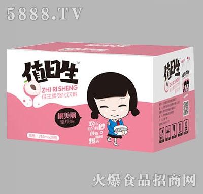 值日生维生素强化饮料蜜桃味380mlx20瓶