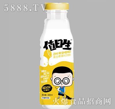 值日生维生素强化饮料柠檬味380ml