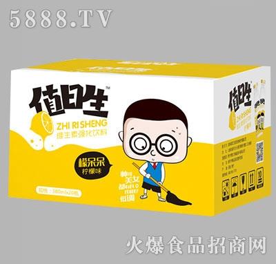 值日生维生素强化饮料柠檬味380mlx20瓶