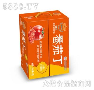 冠农股份番茄丁210gX12罐