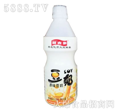 鲜吉多原味豆奶植物蛋白饮料1.25KG