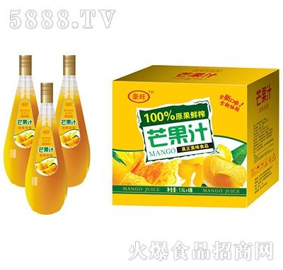 1.5Lx6瓶豪旺芒果汁饮料