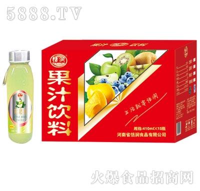 恬润410ml苹果汁