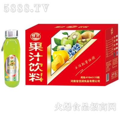 恬润410ml猕猴桃汁