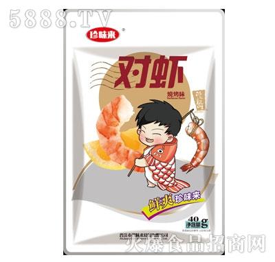 珍味来烧烤对虾烧烤味40g
