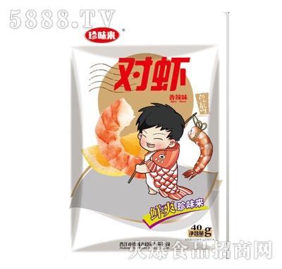 香辣对虾大包装