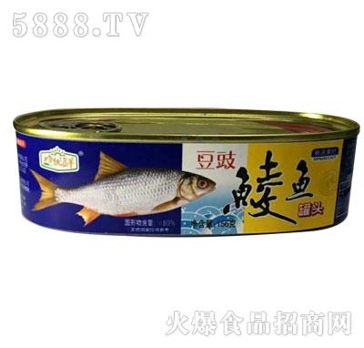 珍优鲜豆豉鲮鱼罐头156g