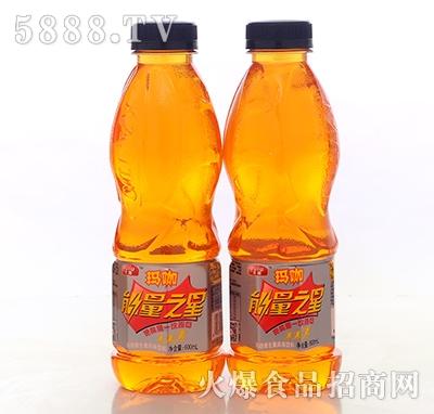600ml雨露玛咖能量之星维生素风味饮料