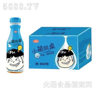 百事利小萌同桌(茉莉草茶)480mlx15瓶